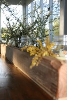 Reclaimed Heart Pine Decorative Box