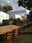 Setting up for Pike Road 2013