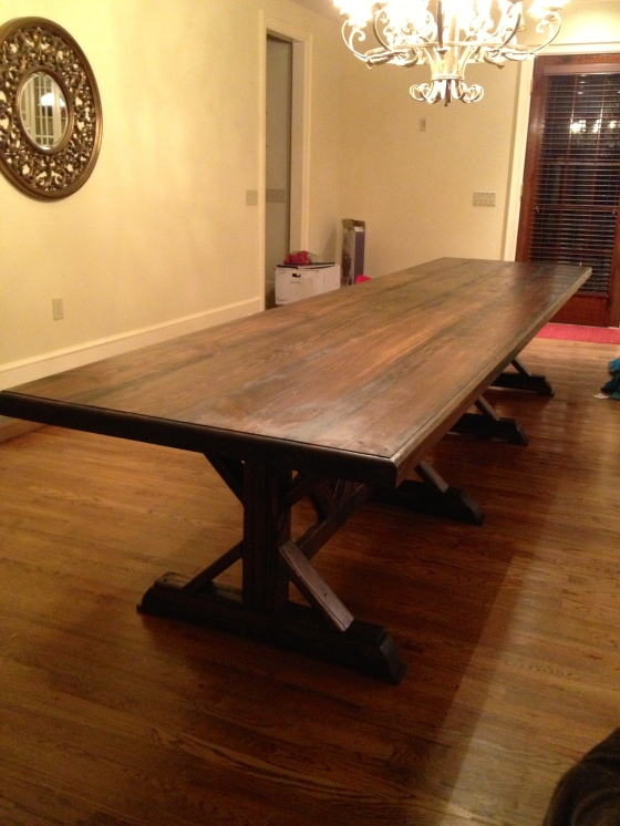 14ft Farm Table